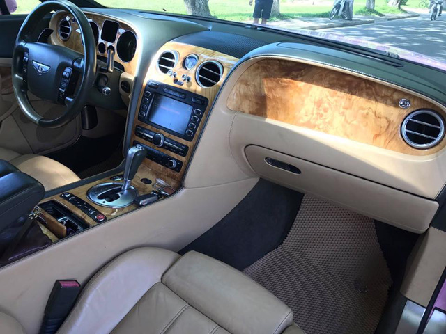 Cư dân mạng xôn xao với chiếc Bentley Continental GT màu hồng có giá rao bán hơn 1 tỷ Đồng - Ảnh 10.