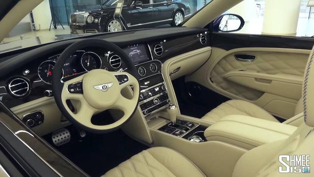 Bentley Mulsanne Grand Convertible thế hệ mới giá 3,5 triệu USD - Ảnh 6.