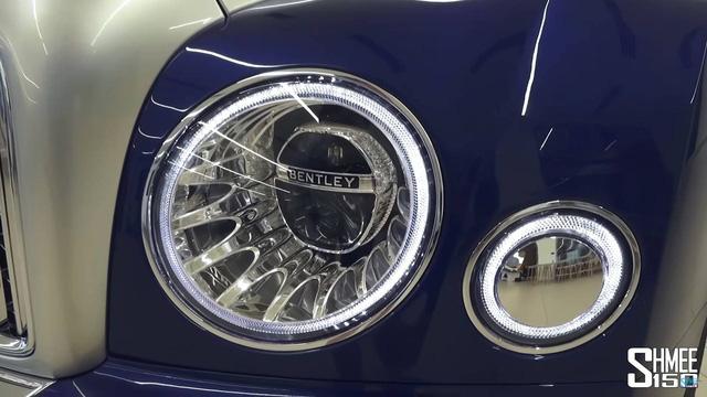 Bentley Mulsanne Grand Convertible thế hệ mới giá 3,5 triệu USD - Ảnh 9.