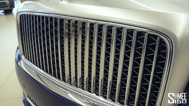Bentley Mulsanne Grand Convertible thế hệ mới giá 3,5 triệu USD - Ảnh 5.