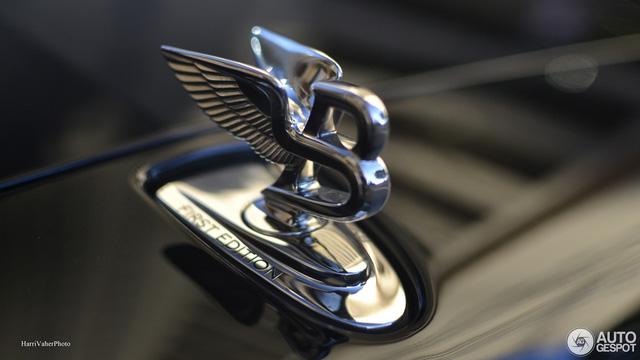 Bắt gặp Bentley Mulsanne Speed First Edition 2016 sang chảnh trên đường phố - Ảnh 3.