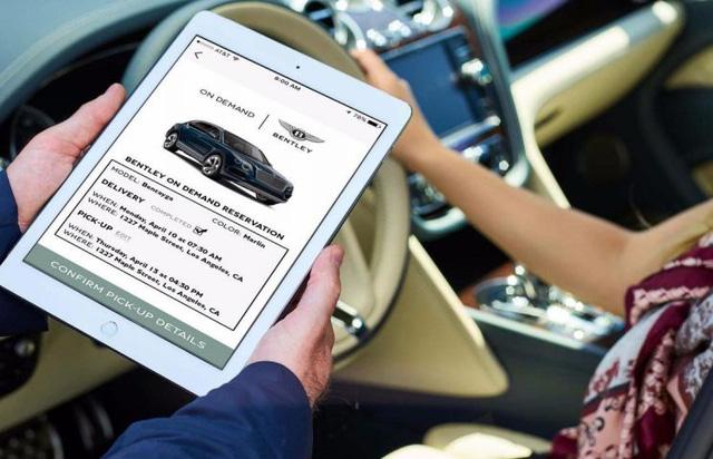 Bentley triển khai dịch vụ cho thuê xe dành cho khách hàng ruột - Ảnh 2.