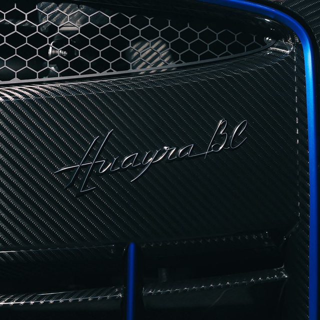 Kris Singh tiếp tục tậu siêu xe hàng hiếm Pagani Huayra BC trị giá 57 tỷ Đồng - Ảnh 4.