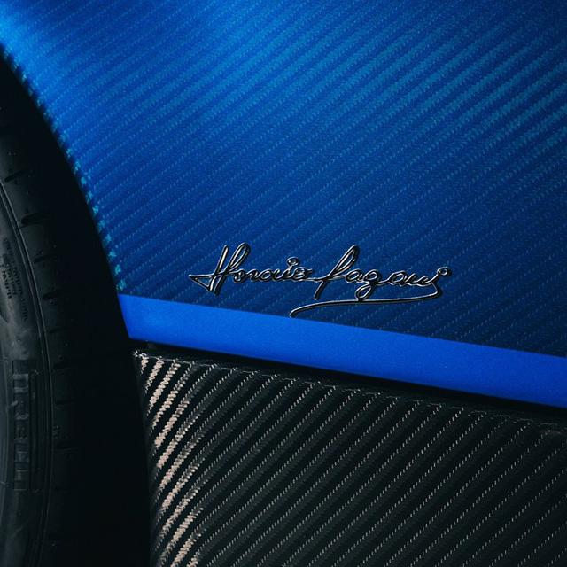 Kris Singh tiếp tục tậu siêu xe hàng hiếm Pagani Huayra BC trị giá 57 tỷ Đồng - Ảnh 5.
