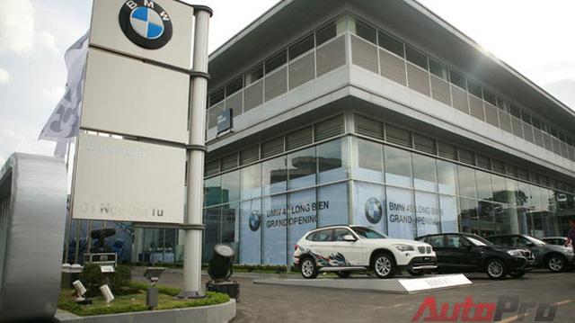 Thaco trở thành nhà đầu tư và nhập khẩu xe BMW, Mini từ 1/1/2018 - Ảnh 1.