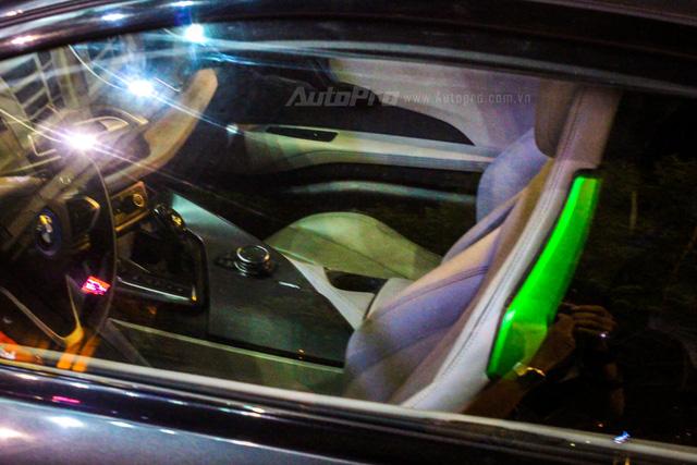 BMW i8 của thiếu gia Cà Mau xuất hiện tại Sài thành - Ảnh 10.