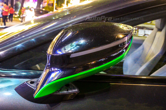 BMW i8 của thiếu gia Cà Mau xuất hiện tại Sài thành - Ảnh 6.