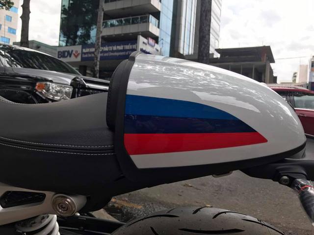 BMW R nineT phiên bản Racer đầu tiên cập bến Việt Nam - Ảnh 8.