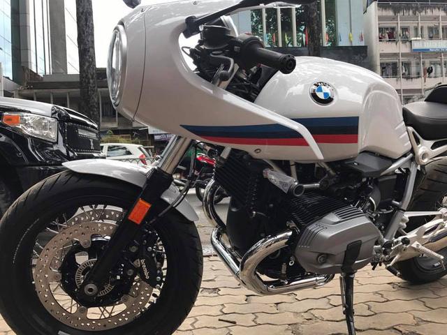 BMW R nineT phiên bản Racer đầu tiên cập bến Việt Nam - Ảnh 6.
