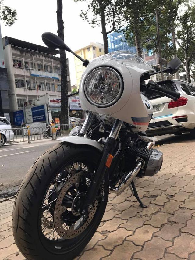 BMW R nineT phiên bản Racer đầu tiên cập bến Việt Nam - Ảnh 3.