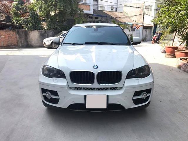 Xe thanh lý BMW X6 đời 2008 rao bán lại giá 899 triệu đồng - Ảnh 1.