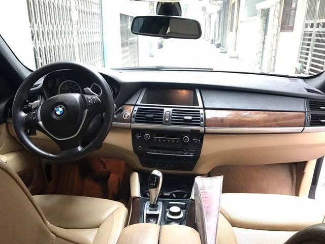 Xe thanh lý BMW X6 đời 2008 rao bán lại giá 899 triệu đồng - Ảnh 5.