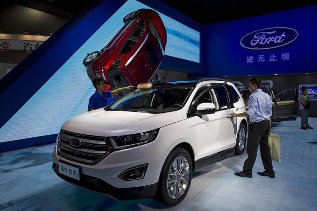 Ford hợp tác với Jack Ma để bán ô tô trực tuyến - ảnh 2