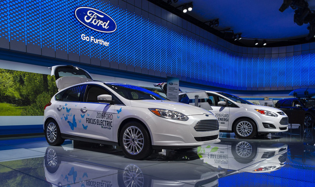 Ford chỉ ra ông trùm của công nghệ xe điện tương lai - Ảnh 1.