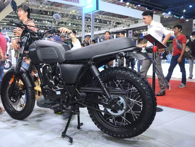 Soi Brixton BX Scrambler giá từ 50 triệu Đồng đang khiến nhiều biker Việt phát thèm - Ảnh 3.