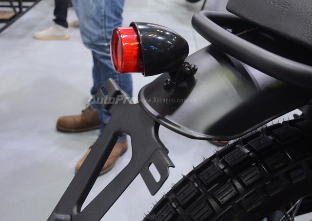 Soi Brixton BX Scrambler giá từ 50 triệu Đồng đang khiến nhiều biker Việt phát thèm - Ảnh 14.