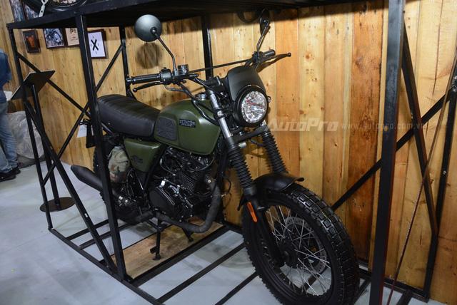 Soi Brixton BX Scrambler giá từ 50 triệu Đồng đang khiến nhiều biker Việt phát thèm - Ảnh 5.