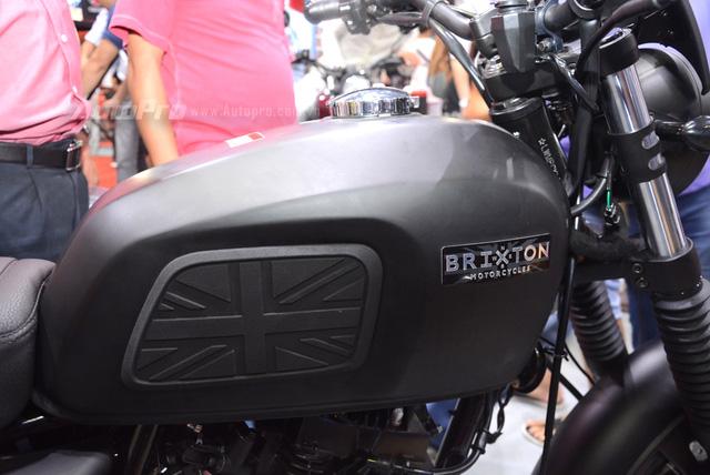 Soi Brixton BX Scrambler giá từ 50 triệu Đồng đang khiến nhiều biker Việt phát thèm - Ảnh 9.