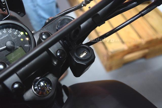 Soi Brixton BX Scrambler giá từ 50 triệu Đồng đang khiến nhiều biker Việt phát thèm - Ảnh 12.