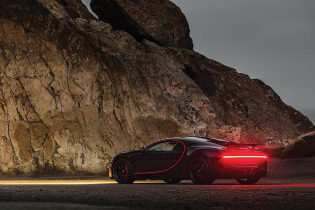 Bugatti Chiron phiên bản Người dơi giá ước tính 4 triệu USD - Ảnh 5.