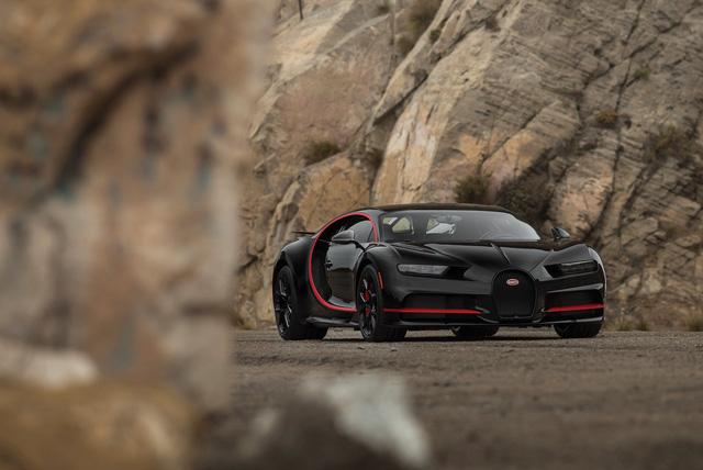 Bugatti Chiron phiên bản Người dơi giá ước tính 4 triệu USD - Ảnh 2.