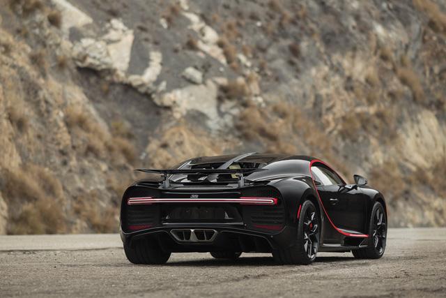 Bugatti Chiron phiên bản Người dơi giá ước tính 4 triệu USD - Ảnh 7.
