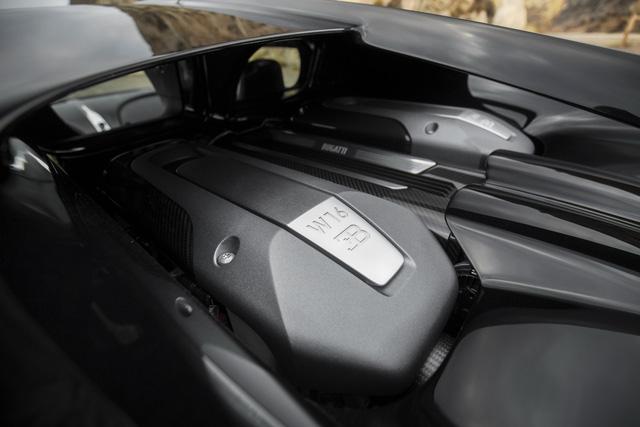 Bugatti Chiron phiên bản Người dơi giá ước tính 4 triệu USD - Ảnh 10.