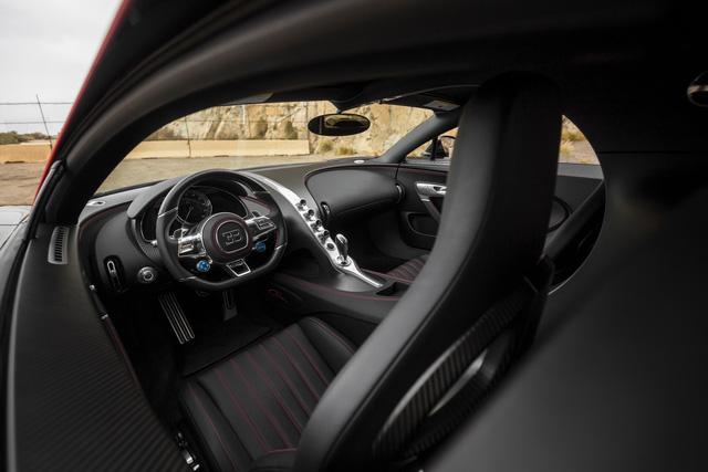 Bugatti Chiron phiên bản Người dơi giá ước tính 4 triệu USD - Ảnh 11.