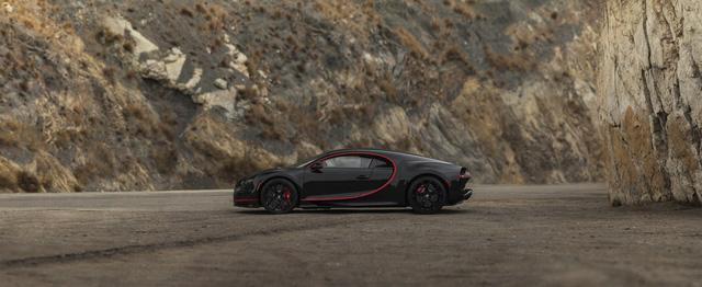 Bugatti Chiron phiên bản Người dơi giá ước tính 4 triệu USD - Ảnh 3.