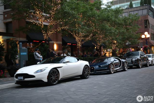 Chiêm ngưỡng vẻ đẹp Huyền Bí của Bugatti Chiron tại Canada