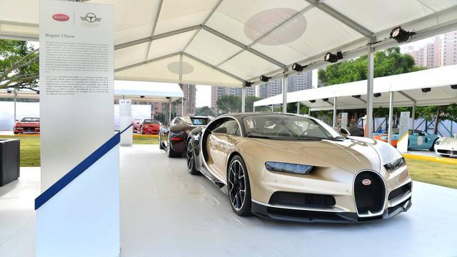 Chưa đầy 2 năm, hơn 300 chiếc Bugatti Chiron đã có chủ - Ảnh 2.