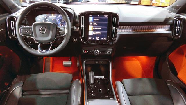 Volvo XC40 2019 có dịch vụ bán hàng trọn gói chăm sóc 24/7 - Ảnh 5.