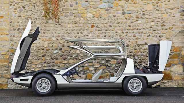 Điểm lại những concept Lamborghini táo bạo nhất trước thềm ra mắt Urus - Ảnh 10.