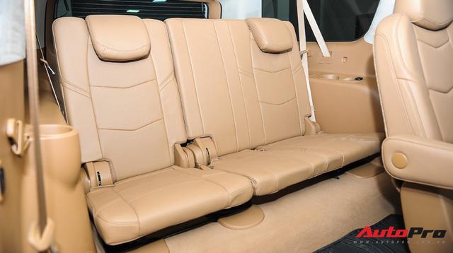 """""""Khủng long Mỹ"""" Cadillac Escalade ESV cũ rao bán giá giá 5,8 tỷ đồng tại Hà Nội - Ảnh 11."""