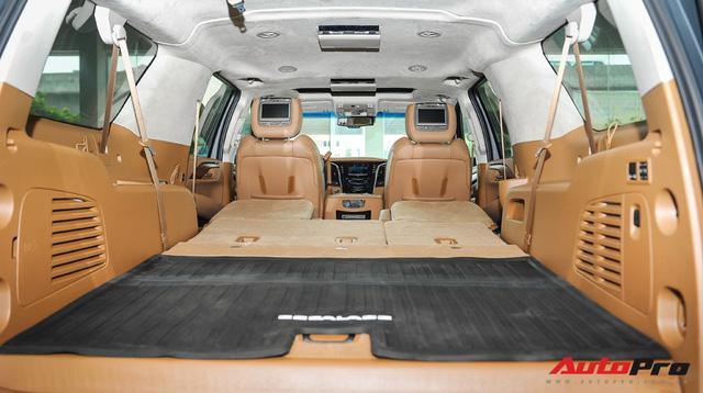 """""""Khủng long Mỹ"""" Cadillac Escalade ESV cũ rao bán giá giá 5,8 tỷ đồng tại Hà Nội - Ảnh 10."""