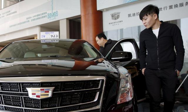 Không phải Mỹ, Trung Quốc mới là thị trường tiêu thụ nhiều xe Cadillac nhất - Ảnh 1.