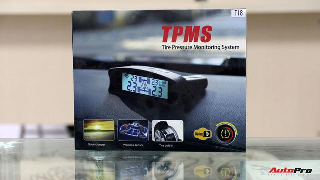 Mổ xẻ một bộ cảm biến áp suất lốp - đồ chơi giá mềm, cần thiết không chỉ cho xe sang - Ảnh 4.