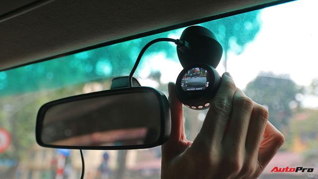 Đánh giá camera hành trình Navitel R1000: xoay 360 độ, có thể tách rời - Ảnh 4.