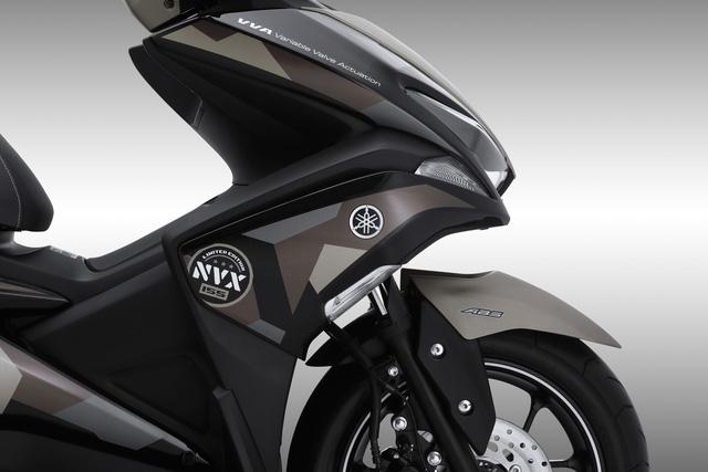 Yamaha NVX 155 có thêm phiên bản Camo cá tính, giá từ 52,69 triệu Đồng - Ảnh 7.