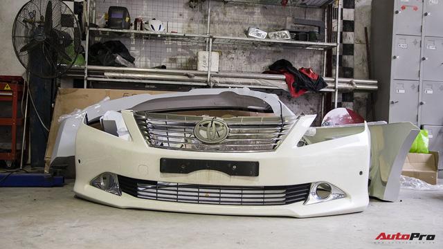 """Nở rộ thú chơi """"biến"""" xe Toyota thành Lexus - Ảnh 4."""