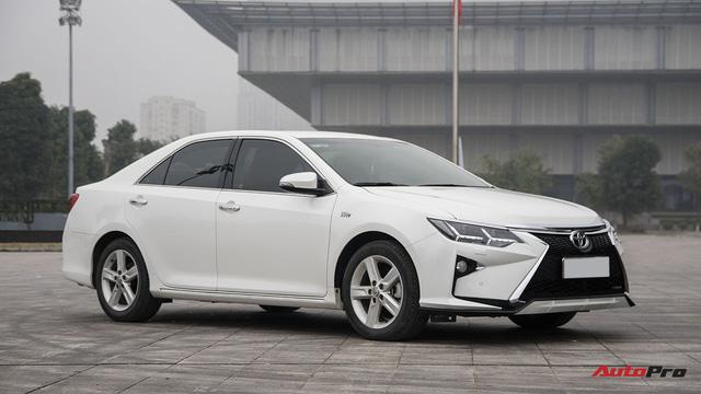 """Nở rộ thú chơi """"biến"""" xe Toyota thành Lexus - Ảnh 11."""