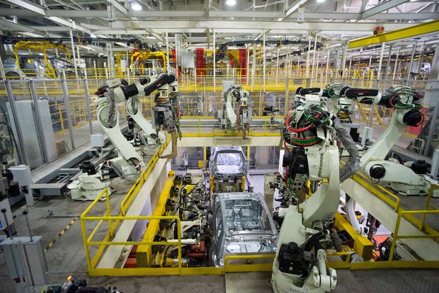 Ford công bố báo cáo phát triển bền vững hàng năm - Ảnh 1.