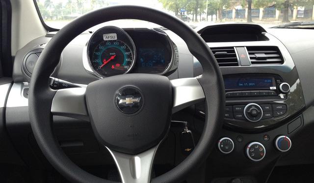 Chevrolet Spark giảm giá xuống 269 triệu đồng - xe 5 chỗ rẻ nhất Việt Nam - Ảnh 2.