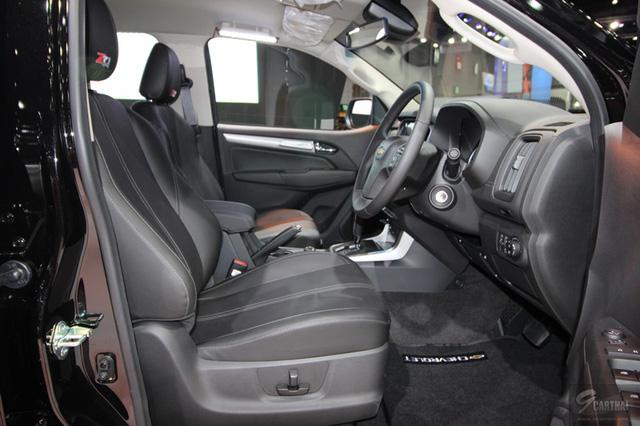 SUV cỡ trung Chevrolet Trailblazer được bổ sung phiên bản Z71 cao cấp hơn - Ảnh 9.