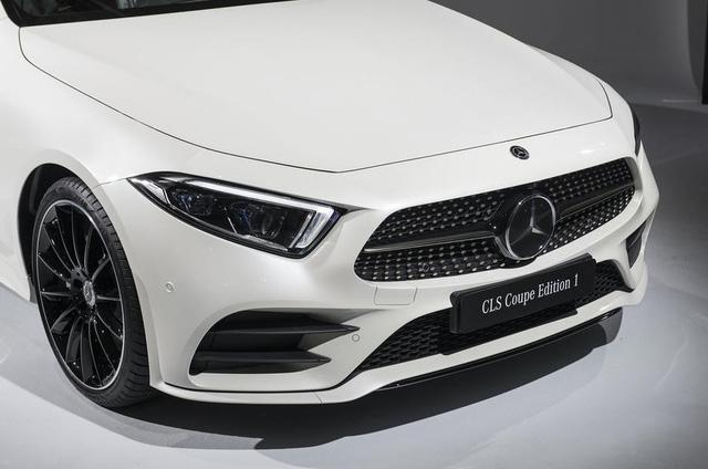 Ảnh thực tế Mercedes-Benz CLS 2019 vừa ra mắt - Ảnh 8.