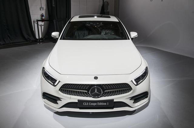 Ảnh thực tế Mercedes-Benz CLS 2019 vừa ra mắt - Ảnh 9.