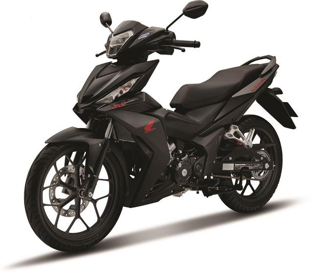Honda Việt Nam giới thiệu WINNER 150 2017, giá không đổi - Ảnh 3.