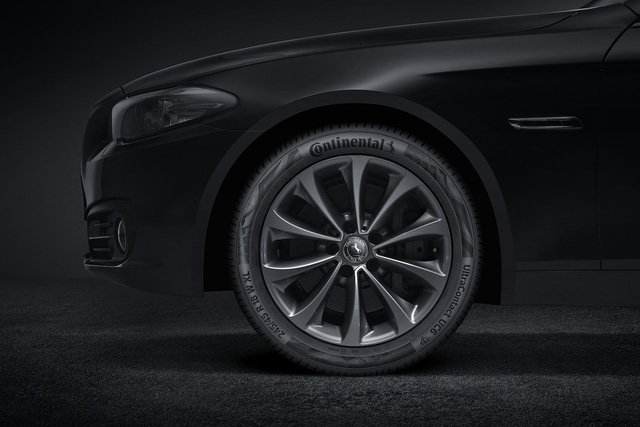 Bộ đôi lốp mới của Continental dành cho xe sang có gì hấp dẫn? - Ảnh 1.