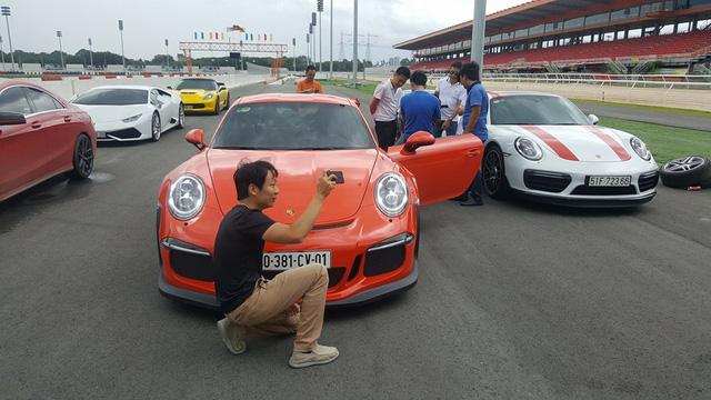Cường Đô-la cùng dàn siêu xe đại gia Sài thành đua xe tại Bình Dương - Ảnh 5.