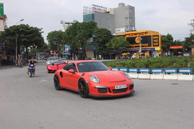 Cường Đô-la tậu thêm siêu xe Porsche 911 GT3 RS Coupe độc nhất Việt Nam - Ảnh 5.